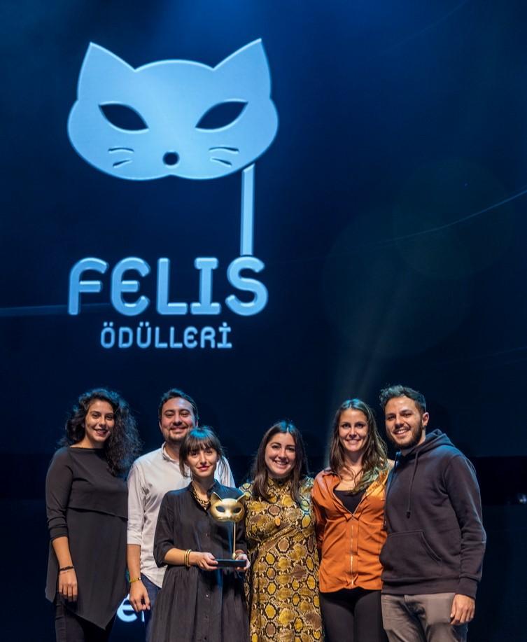 Felis 2018 Ödülleri'nde 2 ödül!